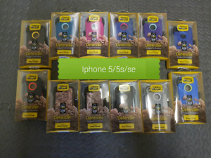 Iphone and samsung otterboxing defender cases (brand new $20)