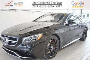 2017 Mercedes-Benz S63 AMG 4MATIC Coupe