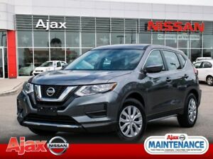 2017 Nissan Rogue S*Low Kms*Accident Free
