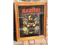 Martini mirror