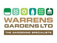 Part Time Gardener Required by regular maintenance company