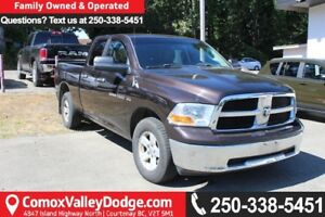 2011 Dodge Ram 1500 SLT ONE OWNER, ACCIDENT FREE, KEYLESS ENT...
