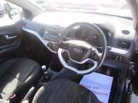 2013 Kia Picanto 1.25 2 EcoDynamics 5 door Petrol Hatchback