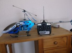 2 Radio Controlled Helicopters