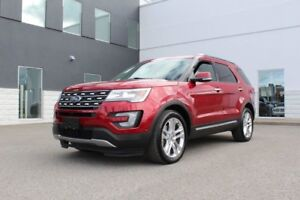 2016 Ford Explorer LIMITED 4X4 7 PLACES *CUIR/TOIT/NAV/CAMERA RE
