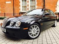 Jaguar S-Type 2.7 D V6 Sport Automatic **FULL JAGUAR HISTORY** IMMACULATE CONDITION***x type