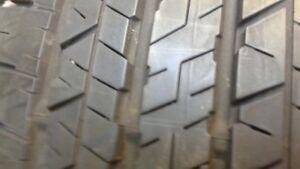 Two Dunlop allseason 225/55r18 Truro
