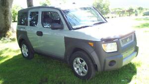 2004 Honda Element VUS