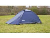 Halfords 2 Man Dome Tent with Porch