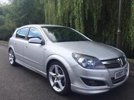 VAUXHALL ASTRA 1.8 SRI+ AUTOMATIC LOW MILEAGE FULL MOT FIRST TO SEE WILL BUY