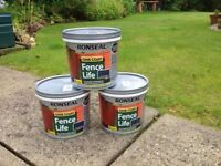 Ronseal One Coat Fence Paint