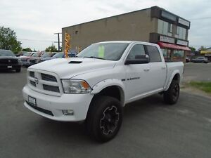 2012 RAM 1500 Sport-LIFTED- WWW.PAULETTEAUTO.COM BE APPROVED!!