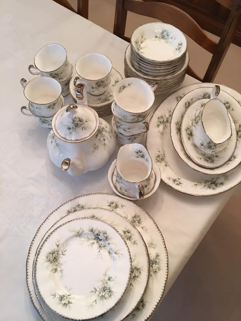Paragon Bone China Crockery