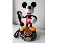Disneys Mickey Mouse Telephone