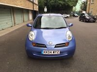 NISSAN MICRA 1.2 SE, AUTOMATIC, 59K, 1 OWNER, SUNROOF