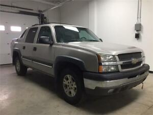 2004 Chevrolet Avalanche Z71, 4x4, starts,runs,drives strong