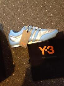 Y3 trainers size 6.6 uk