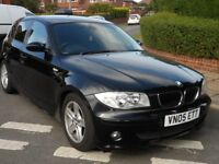BMW 120D SPORT 05 PLATE 210bhp BHP 6 SPEED SUPERB 94K
