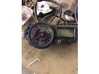 Suzuki gsxr 1000 clocks