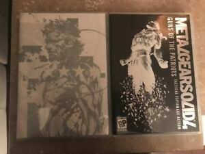 Metal gear saga DVD vol 1 +DVD  Vol 2 RARE!!!