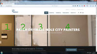 Painting | Painters & Drywall Repair Services  city-painters.com