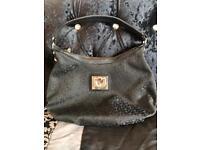DKNY black shoulder bag in good condition