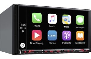 Raddio Clarion VX807 Apple Carplay