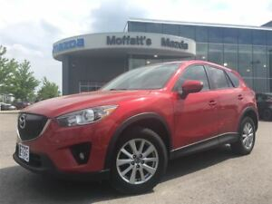 2015 Mazda CX-5 GS FWD SUNROOF, BACKUP CAM, BLINDSPOT MONITORING