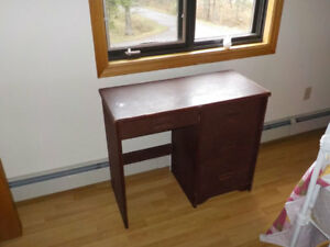 small wooden desk forsale