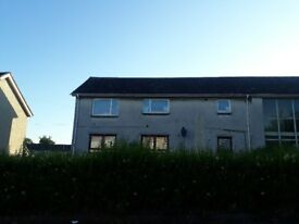 Spacious, 2 bedroom unfurnished upper flat in Camdean,Rosyth.