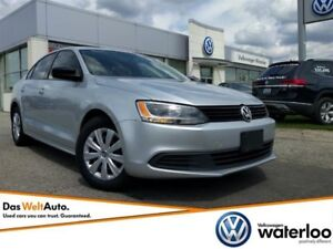 2012 Volkswagen Jetta Trendline plus 2.0 5sp - Accident Free
