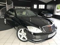 Mercedes S Class S350 Cdi Blueefficiency Saloon 3.0 Automatic Diesel