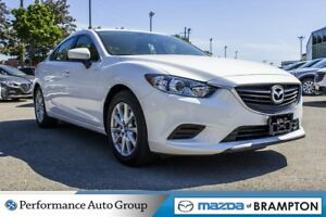 2017 Mazda MAZDA6 GX|NAVI|REAR CAM|HTD SEATS|WINTER TIRES