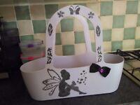 Flower pot carrier