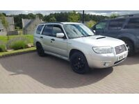 SUBARU FORESTER 2.5 XT AUTO COMES WITH YEARS MOT AND SERVICE HISTORY
