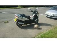 2003 suzuki burgman uh125 I CAN DELIEVER
