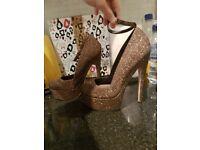 Miss KG kurt gieger heels size 6 high