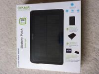 Brand new Oyama Hybrid Solar Cell Battery Pack