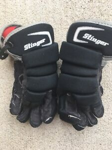 Lacrosse gloves child