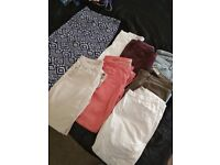 Size 14 Jeans/Skirt bundle