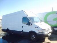 Iveco daily van spare parts double wheel 35 c14 hpi