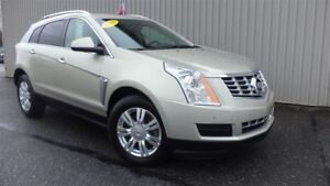 2013 Cadillac SRX Luxury Collection +Cuir, Toit Pano, Nav+