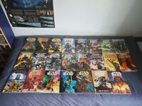 Star Wars Massive Graphic Novel Collection (77 TPB's & 12 Omnibus)