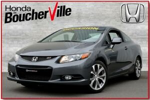 2012 Honda Civic Si Manuel Navigation