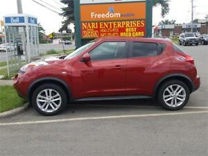 2011 NISSAN JUKE SV AWD..VERY ATTRACTIVE SUV