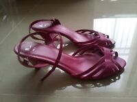 Brand new ladies /women's BHS pink sandals size 5. Cost £20 sell for £10. Other sandals available