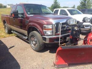 2009 Ford Super Duty F-250 XL Plow Truck