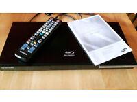 Samsung Blu Ray/DVD Player
