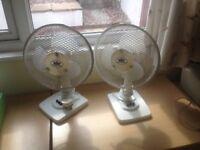 Electric fan(s)