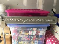 NEXT follow your dreams wall sign wall art NEW hearts